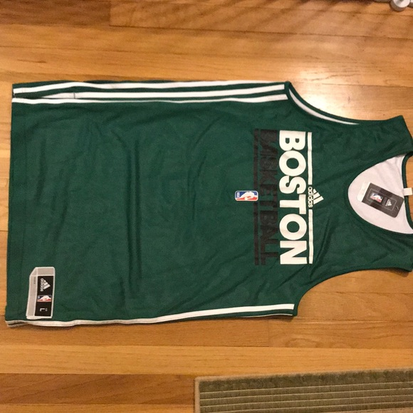 2dedc1b8815d Boston Celtics reversible practice jersey